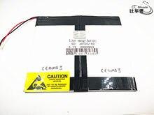 Bom Qulity 3.7 V, 8000 mAH 40125140 bateria De Polímero de iões de lítio/bateria de Iões de lítio para tablet pc BANCO, GPS, mp3, mp4