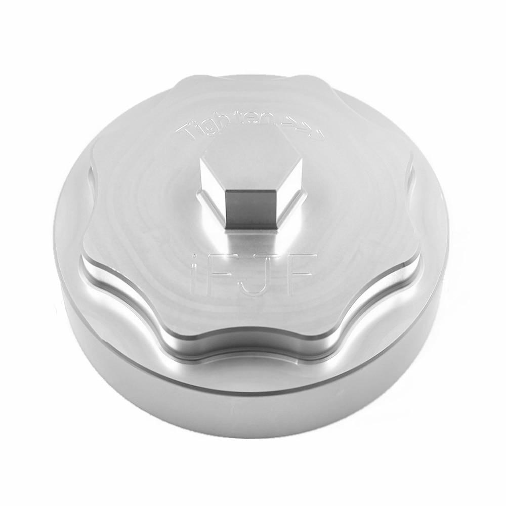 Billet Aluminum Fuel Filter Housing Cap 68065612AA for Dodge Ram2500 3500 4500 5500 fit Cummins 6