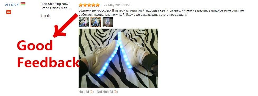 lights shoes