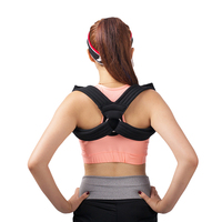 Figure 8 Clavicle Support Brace Strap and Posture Corrector Shoulder Supports Prevents Slouching and Humpback
