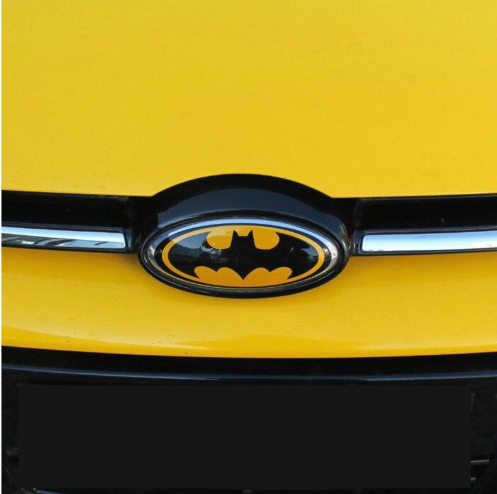 Fox car stickers rim steering wheel personality car decoration