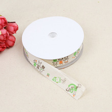 Ribbon Craft Edging Belt Decoration Fashion Clothing Accessories Material Polyester Rabbit Hand In Tape 2.0 * 20 Yards