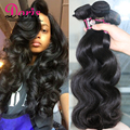 4 Bundles Remy 8a Grade Brazilian Virgin Hair Body Wave Brazillian Virgin Hair  Ali Queen Hair Brazilian Body Wave Grace Hair