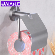 Toilet Paper Holder Cover Stainless Steel Paper Towel Holder Rack Wall Mounted Bathroom Roll Paper Holder Creative Tissue Holder stainless steel paper holder towel dispenser bathroom toilet tissue holder wall mounted single roll paper holders