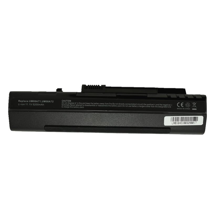 HSW նոութբուքի մարտկոց Acer Aspire One A110 A150 - Նոթբուքի պարագաներ - Լուսանկար 5