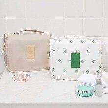 High Quality Waterproof Makeup bag Women Men Cosmetic Bag Toiletries Organizer Travel Wash kit Beauty set  30