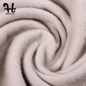 Image 4 - FURTALK 100% Lamb Wool Scarf Women Winter Cashmere Warm Scarves Shawls Tassel Luxury Winter hijab scarf Wraps foulard femme