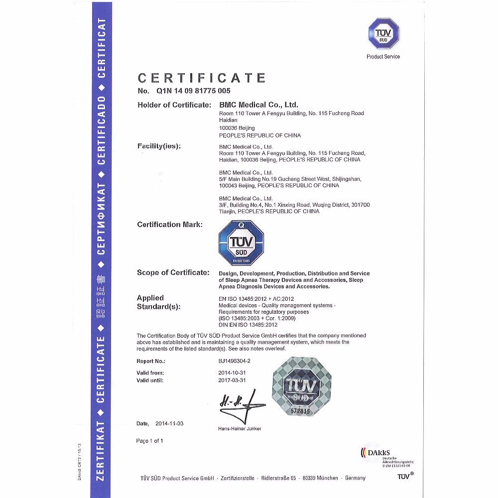 Doctoddd GI CPAP Portable CPAP Respirator for Anti Snoring Sleep Apnea OSAHS OSAS W Nasal Mask Headgear Tube Bag User Manual (14)