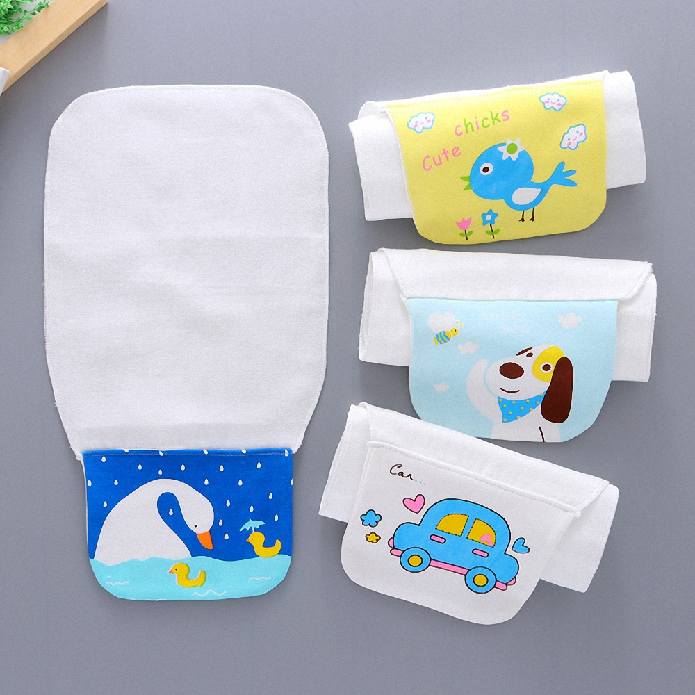 Sweat Towels Sizes: 3pcs/lot Baby Sweat Absorbent Towel Cotton Gauze Bibs For