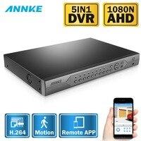 ANNKE 32CH HD 720 P 5in1 TVI AHD CVI CVBS IP HDMI DVR NVR цифрового видео Регистраторы видеонаблюдения Системы обнаружение движения P2P облако