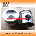 Engine parts D926T piston kit For Liebherr R934B R944B excavator