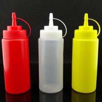 Plastové nádoby na omáčky