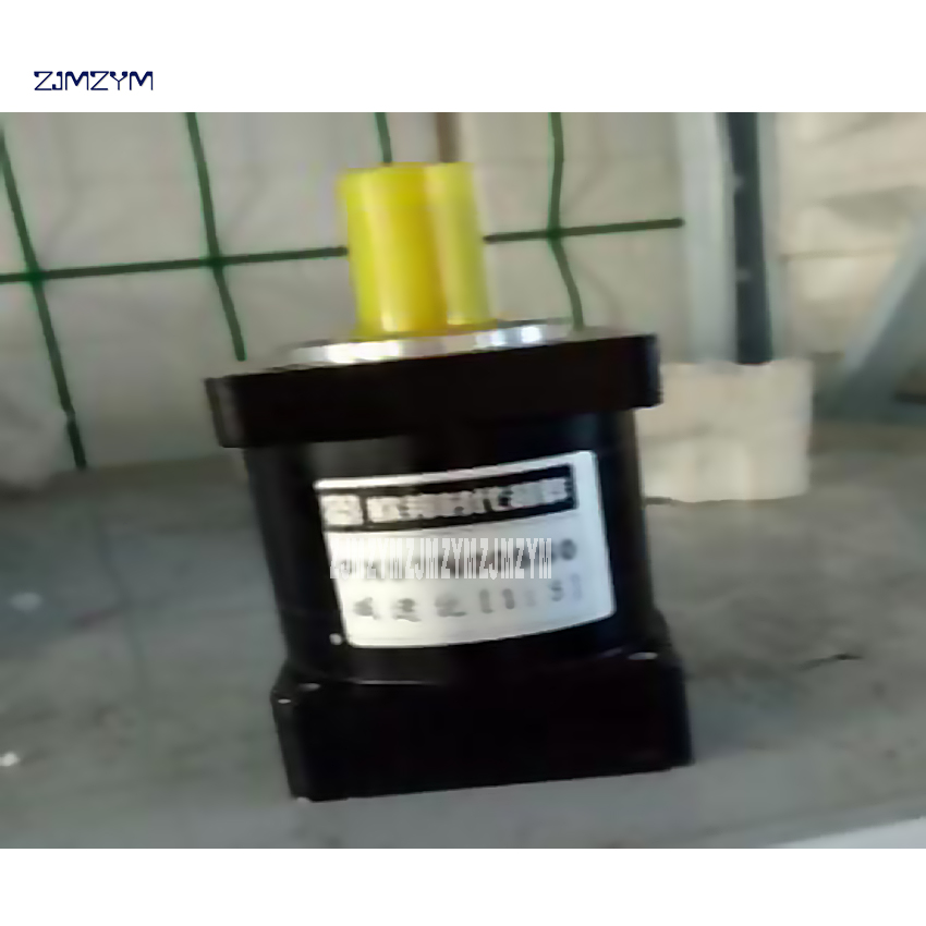 Gear Reducer Planetary Servo Motor Hardened Surface Reducer 1: 3,1: 4,1: 5,1: 6,1: 8, Optional New Arrival PX86N00S40 high precision 3 stages lrh90 19mm 12 arcm planetary gear reducer disc type ratio 80 1 100 1 for nema32 80mm servo motor