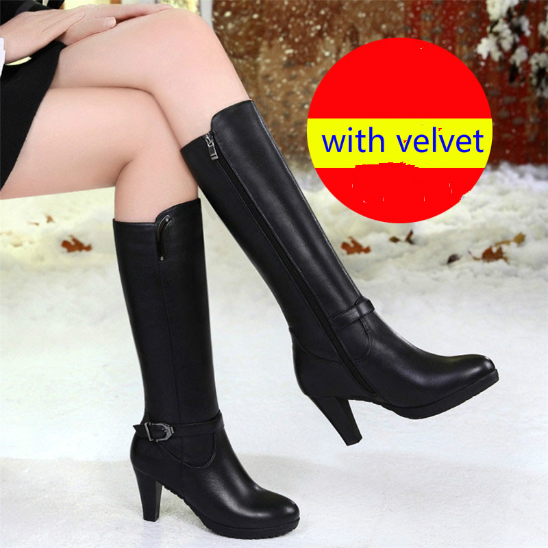 Online Get Cheap High Heel Boots for Juniors -Aliexpress.com ...