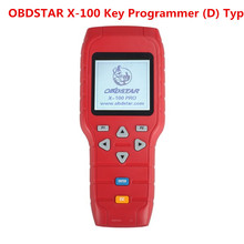 Original OBDSTAR X100 PRO D Type Auto Key Programmer for Odometer+OBD Software Support EEPROM Function