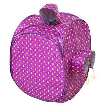 Blue Color Portable Folding Steam Sauna Box Saune Case Body - DISCOUNT ITEM  15% OFF All Category