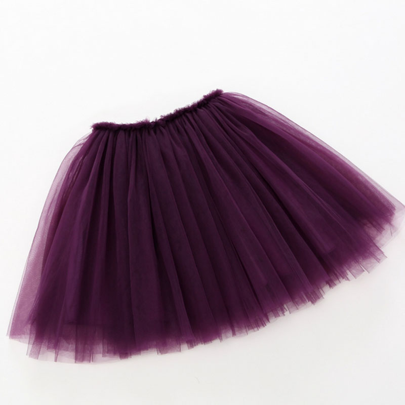 все цены на 2-10Y Baby Girls TuTu Long Skirts Fluffy Kids Ball Gown Pettiskirts Colorful Tutu Skirt Toddler Girl Princess Dance Party Skirt