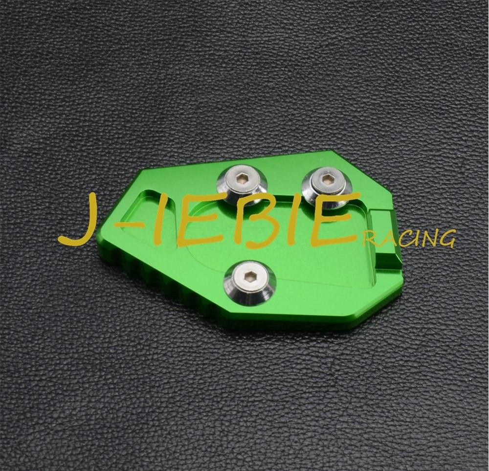 CNC Подставки подножка сбоку плиты расширение площадку для Honda CB1000R CB 1000 R 2008 2009 2010 2011 2012 2013 2014 2015