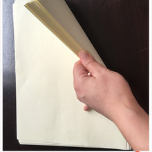 200 шт, 85g 75% хлопок 25% лен бумага, A4(216*279 мм), цвета слоновой кости