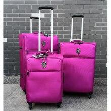 """CARRYLOVE 1"""" 25"""" 2"""" Водонепроницаемый чемодан с черепом набор из 3 переносных чемоданов на колесиках"""