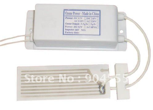 10000hours ceramic plate Ozone generator parts  5000mg/h, air ozone generator parts   Free shipping
