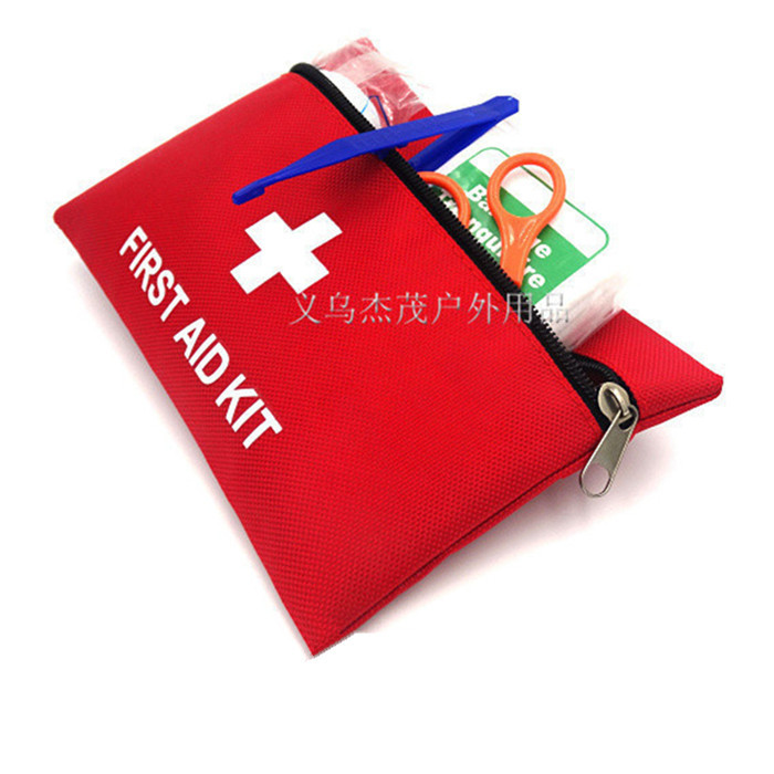 Camping & Hiking 10pcs Hot Sale Emergency Survival Kit Mini Family First Aid Kit Sport Travel Kit Home Medical Bag Outdoor Car First Aid Kit