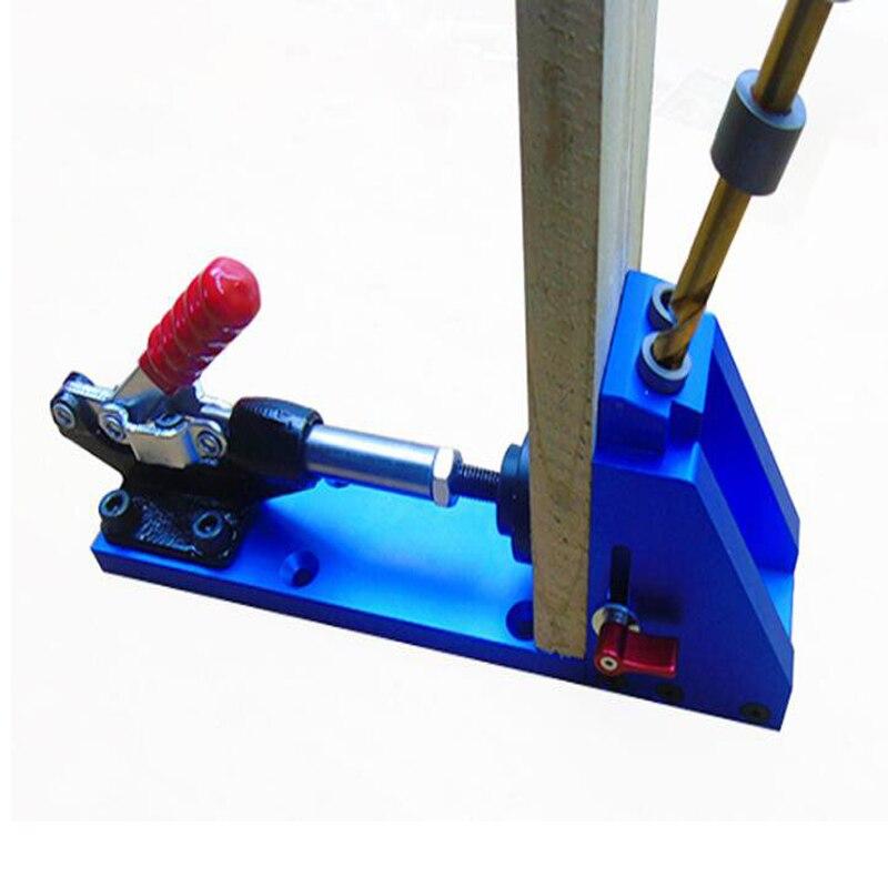 Woodworking Oblique Hole Puncher 9.5MM Oblique Hole Locator Woodworking DIY Tools XK-2Woodworking Oblique Hole Puncher 9.5MM Oblique Hole Locator Woodworking DIY Tools XK-2