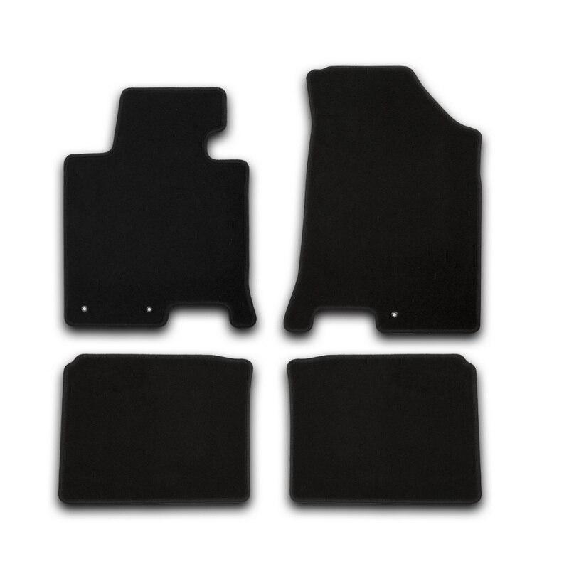 Mats in salon Klever Econom For HYUNDAI i40 AUTOMATIC TRANSMISSION 2012-> сед... 4 PCs (textile) tcrt5000 reflective infrared sensor photoelectric switches 10 pcs