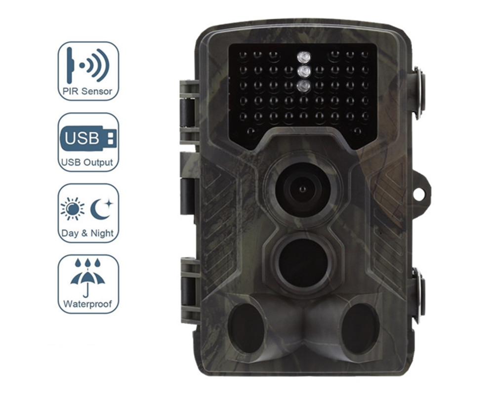 12MP <font><b>HC800M</b></font> Wild Camera MMS GPRS Digital Scout Hunting Trail Camera Photo Traps Game Cameras Night Vision Wildlife Camera Foto image