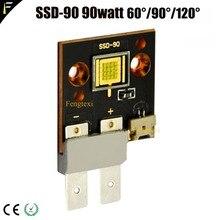SSD-90 SST-300 YYT-320 этапа Moving светильник светодиодный WW/CW 60 Вт 75 Вт 90 Вт 150 Вт 200 Вт 300 Вт светодиодный следящий направленный светильник COB Светодиодный модуль источника