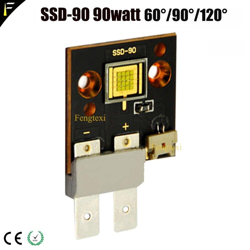 SSD 90 SST 300 YYT 320 Stage Moving Light LED WW/CW 60w 75w 90w 150w 200w 300w Watt LED Follow Spot Lamp COB LED Module Source