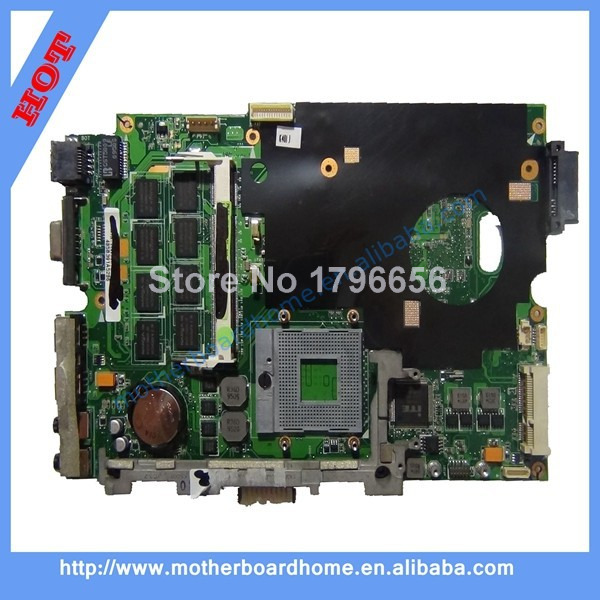 ФОТО Original K51IO K61IC Laptop Motherboard Rev2.1 for ASUS notebook mainboard PM45 Chipset 100% tested well