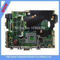 Original k61ic k51io rev.2.1 laptop motherboard para asus notebook mainboard pm45 chipset 100% testado bem