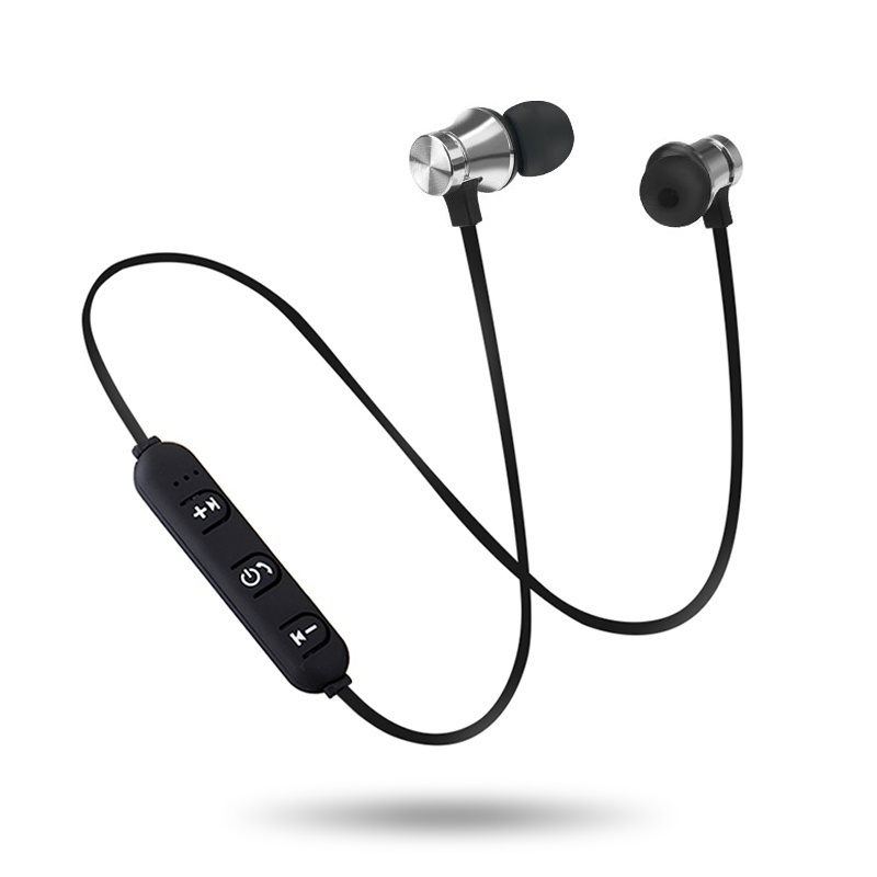 High Quality Wireless Headphone Bluetooth Earphone Sport Headset Fone De Ouvido for IPhone Samsung Xiaomi Ecouteur Auriculares magnetic attraction bluetooth earphone headset waterproof sports 4.2