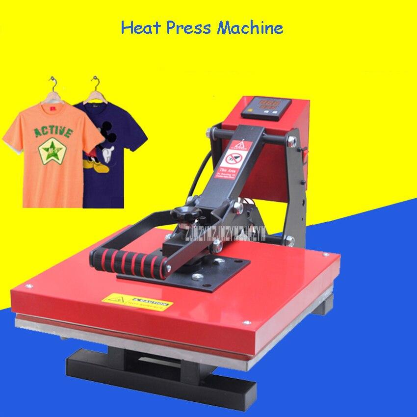 Presse à chaud Machine téléphone coque briquet verre Photo cadre Sublimation Machine vêtements tapis de souris oreiller transfert de chaleur Machine