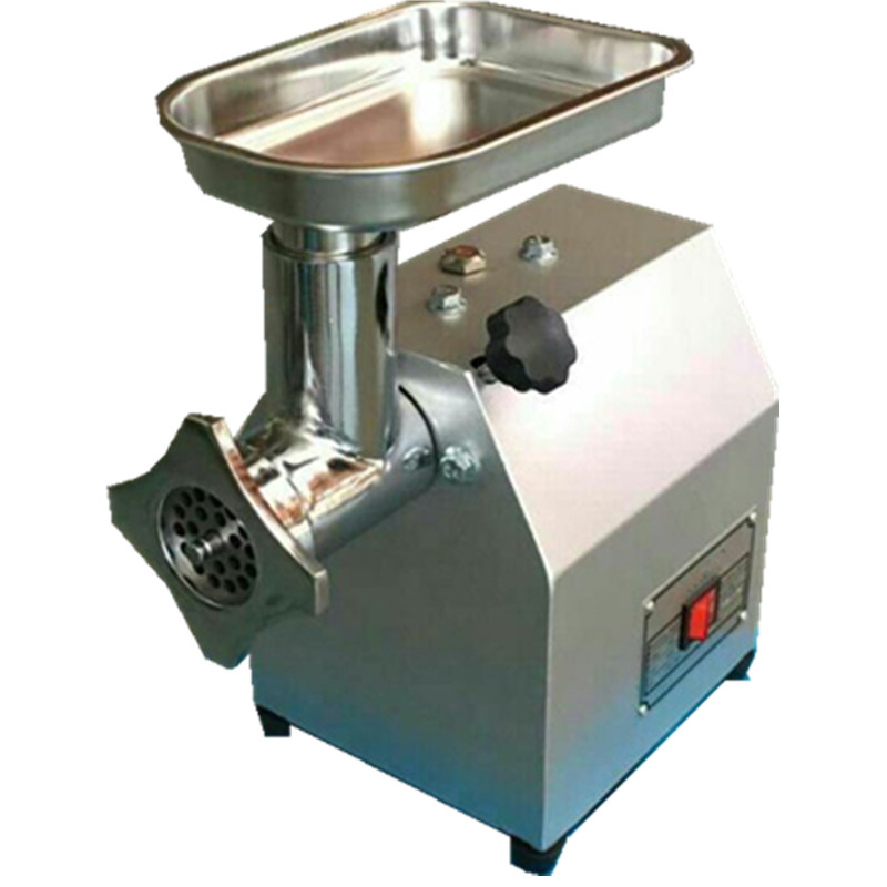 Newest Stainless Steel Electric Meat Grinder High Capacity Home Making Meat Sausage Meat Mincer Food Grinding Mincing Machine itop electric meat grinder stainless steel mincer with sausage stuffing tubes household food grinding mincing machine 1200w