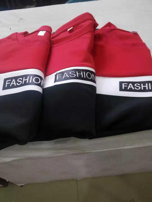 2020 ファッション春と秋のトップス tシャツメンズ長袖ラウンドネックのコットン tシャツシャツ野生トレンドハンサム服 22 色