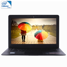 ZEUSLAP 14inch 4GB RAM+64GB SSD+500GB HDD Windows 7/10 System Dual Disks Intel Quad Cores 2GB Graphic Laptop Notebook Computer