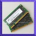 Микрон 2x1 ГБ DDR266 PC2100 ddr266mhz 200PIN Sodimm ПАМЯТИ 1 Г 200-контактный SO-DIMM ОПЕРАТИВНОЙ ПАМЯТИ DDR Ноутбук ПАМЯТИ Бесплатная Доставка