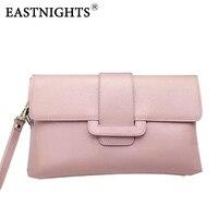 EASTNIGHTS Newest Designer Handbags Women Leather Handbags Genuine Leather Shoulder Bags Famous Brands Evening Clutch Bags