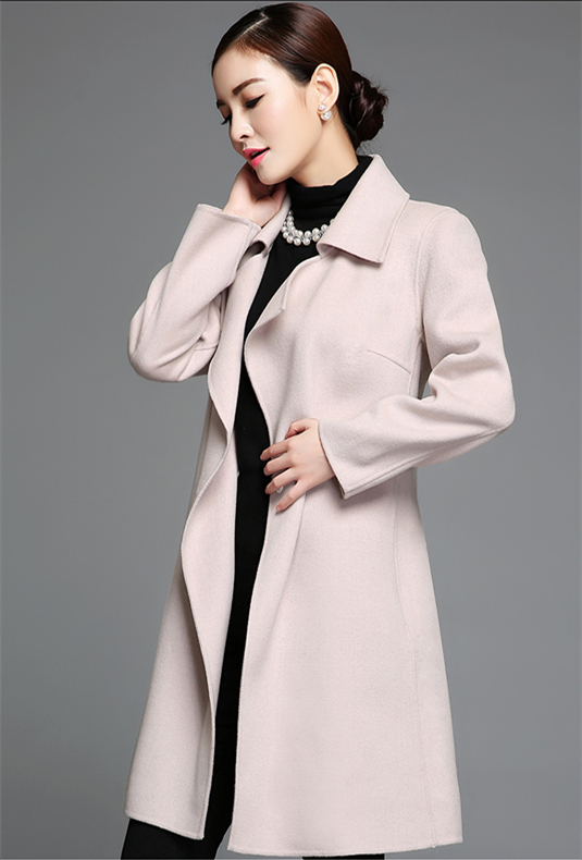 coat clothes Picture - More Detailed Picture about Long Ladies ...
