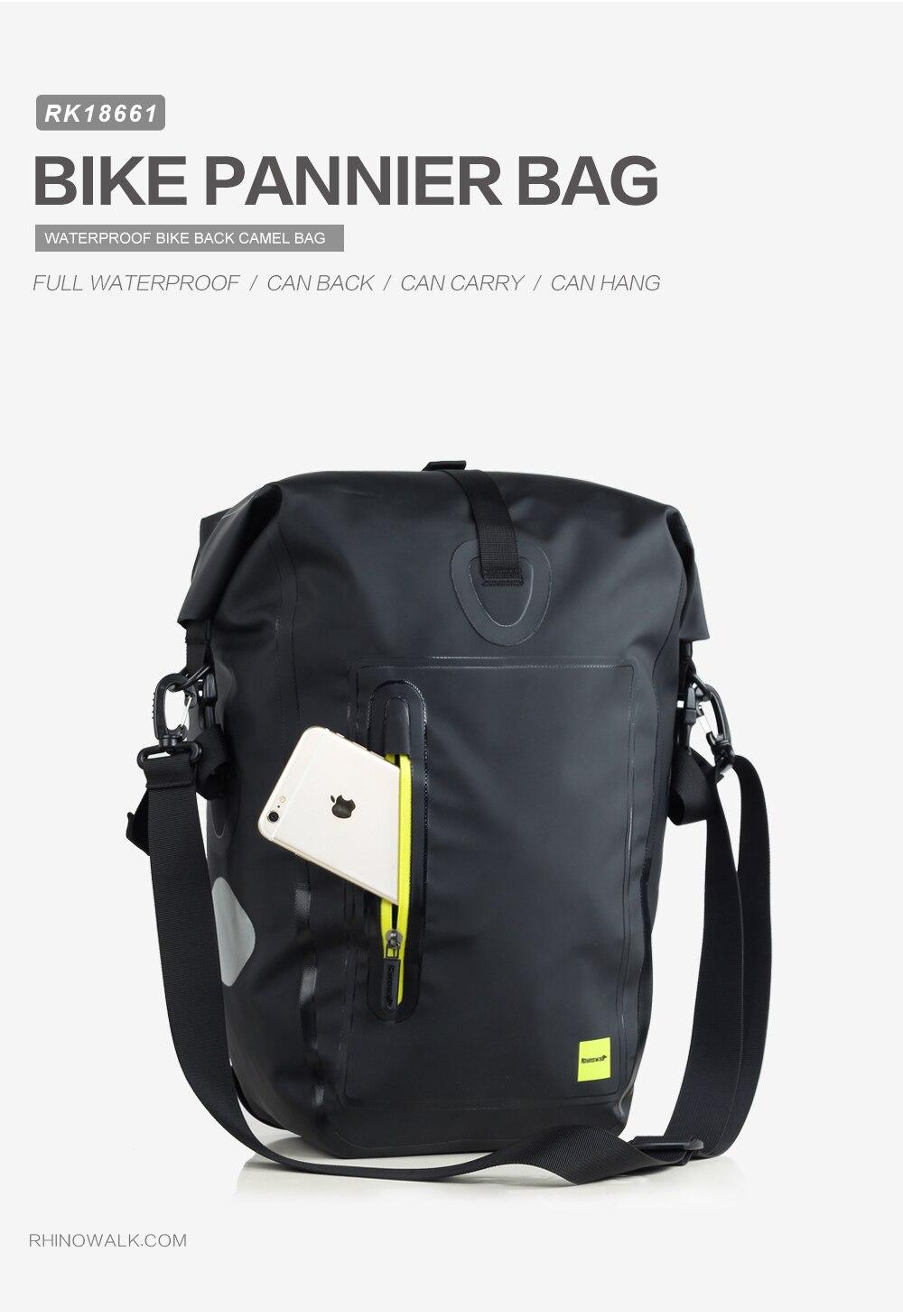 Waterproof cycling bike pannier bag (1)