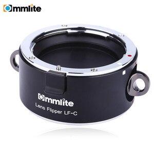 Image 5 - Commlite раскладной двойной держатель для объектива инструмент для быстрой смены с ремешком для Canon Nikon Sony E Mount
