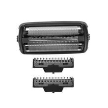 3D плавающая Водонепроницаемая электробритва головка для SURKER RSCX-9008 бритвенные фольга лезвия Замена бритвенная головка