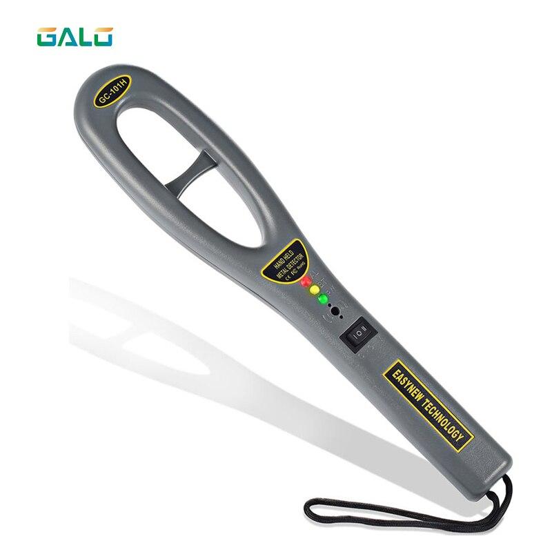 GC101H Portable Hand Held Metal Detector Body Scanner Security Equipment Industrial Metal Detector