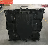 xxx ali express HD outdoor smd p6 led matrix cabinet screen rgb full color hub75 stage display rental led screen panel