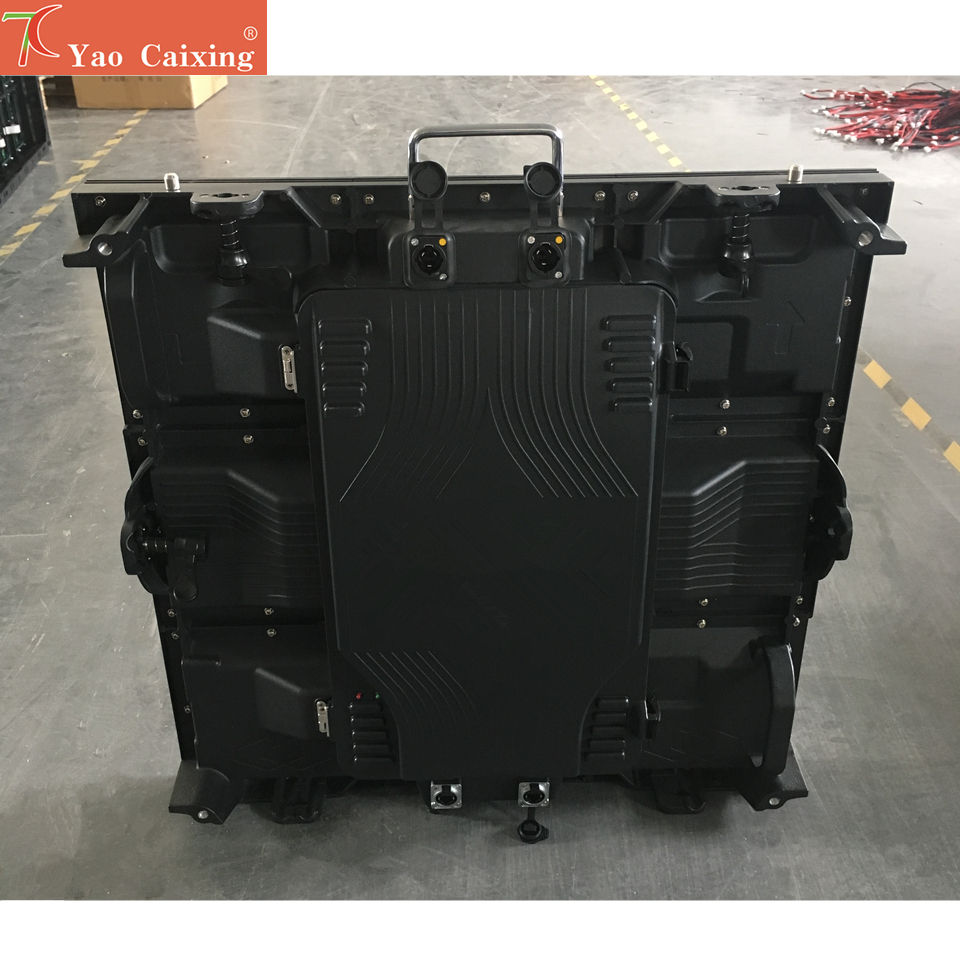 <font><b>xxx</b></font> ali express <font><b>HD</b></font> outdoor smd p6 led matrix cabinet screen rgb full color hub75 stage display rental led screen panel image