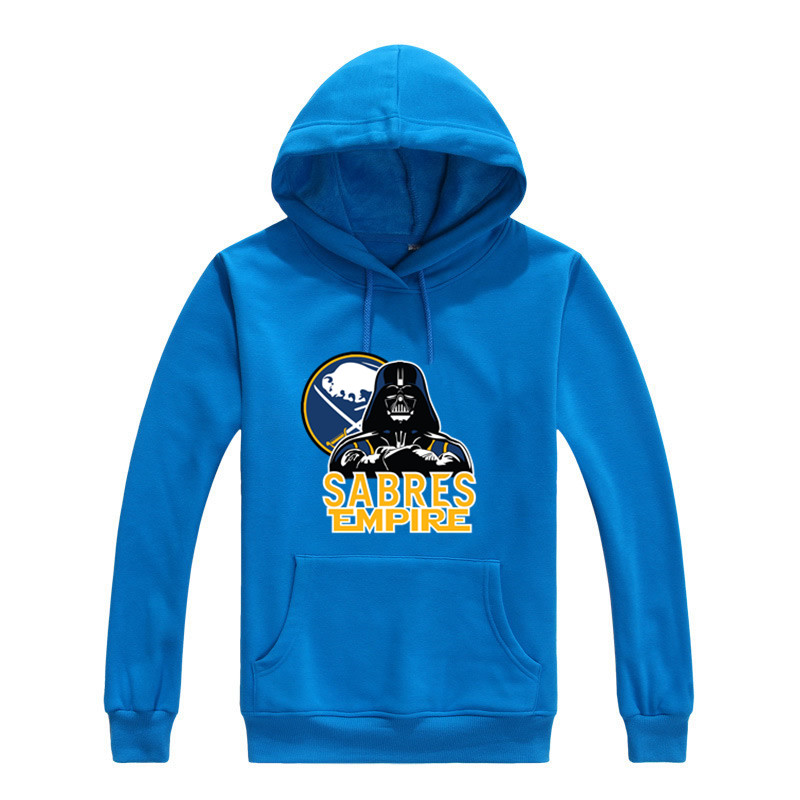 2017 Sabres Empire Star Wars Darth Vader Men Sweashirt font b Women b font warm Buffalo