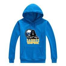 2017 Sabres Empire Star Wars Darth Vader Men Sweashirt Women warm Buffalo hoodies 0105-12