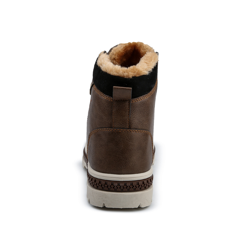 En brown Hommes Boot Cuir De Tactique Armée Automne Bottes Combat Tacticos Respirant Extérieure Zapatos Chaussures Botas gray Militaire Désert Black lKJ31FcT